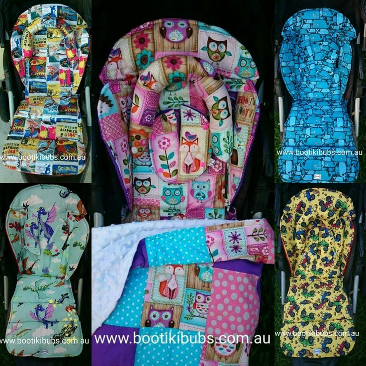 Pram Liners Available from www.bootikibubs.com.au