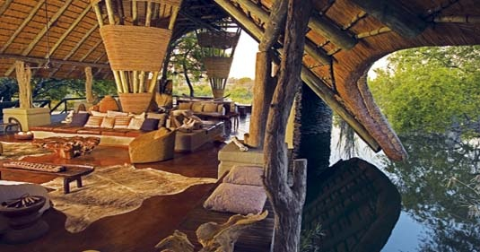 Singita - Ebony & Boulders.  South Africa