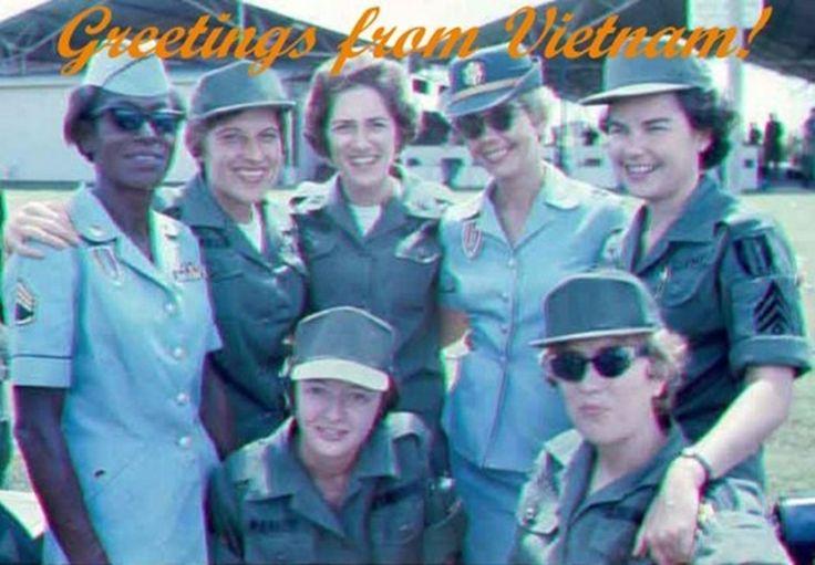 Women Roles In the Vietnam War