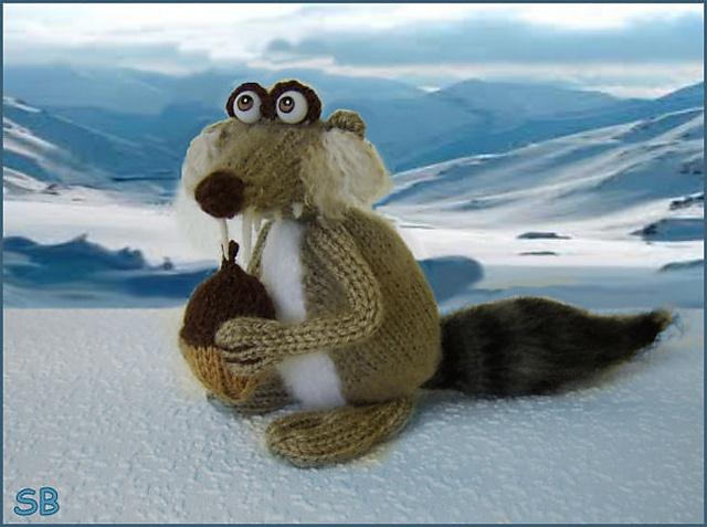 Best 39 Squirrels Ideas On Pinterest Knitting Patterns Squirrel