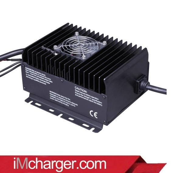 24V 36A top quality forklift truck battery charger for Aisle-Master -
