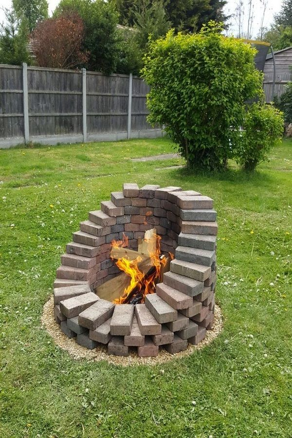 30 Amazing Diy Fire Pit Ideas Backyard Landscaping