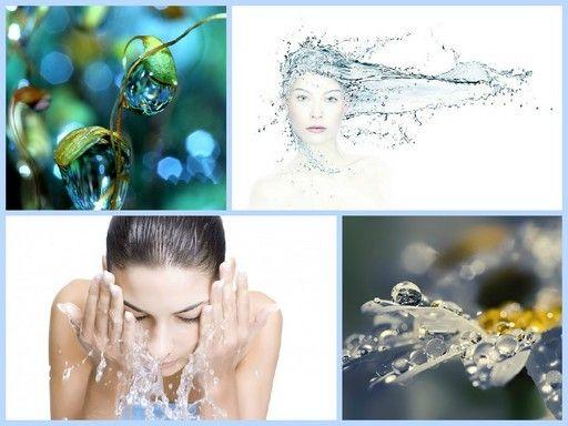 Вода и красота
