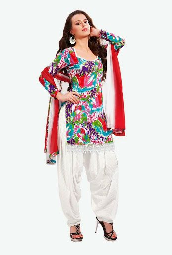 113 Best Images About Patiyala Salwar Suits On Pinterest