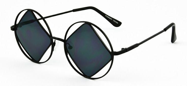 Le Specs LS Rudeboy-black 360 SEK #lespecs http://www.loveyewear.se/solglasogon/le-specs-ls-rudeboy-black-svart/