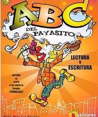 El payasito del ABC- Lectura y escritura