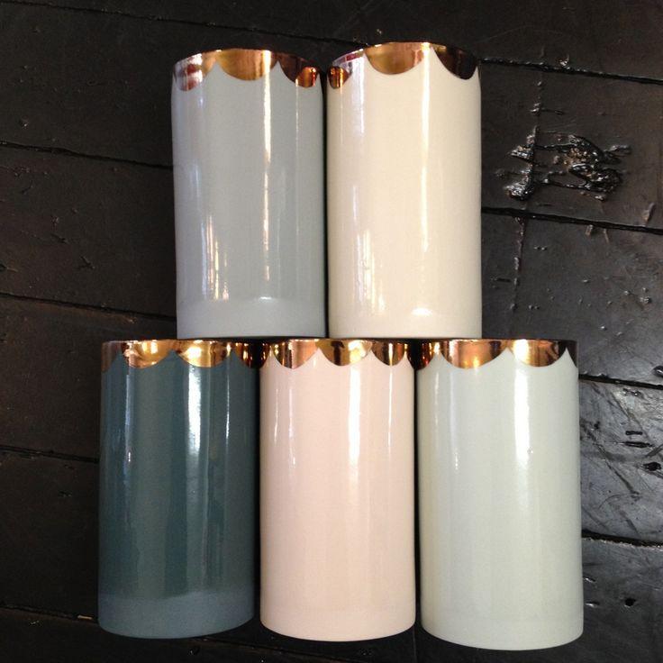 Ceramic vases, Urban Cartel