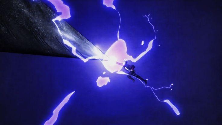 boruto purple lightning