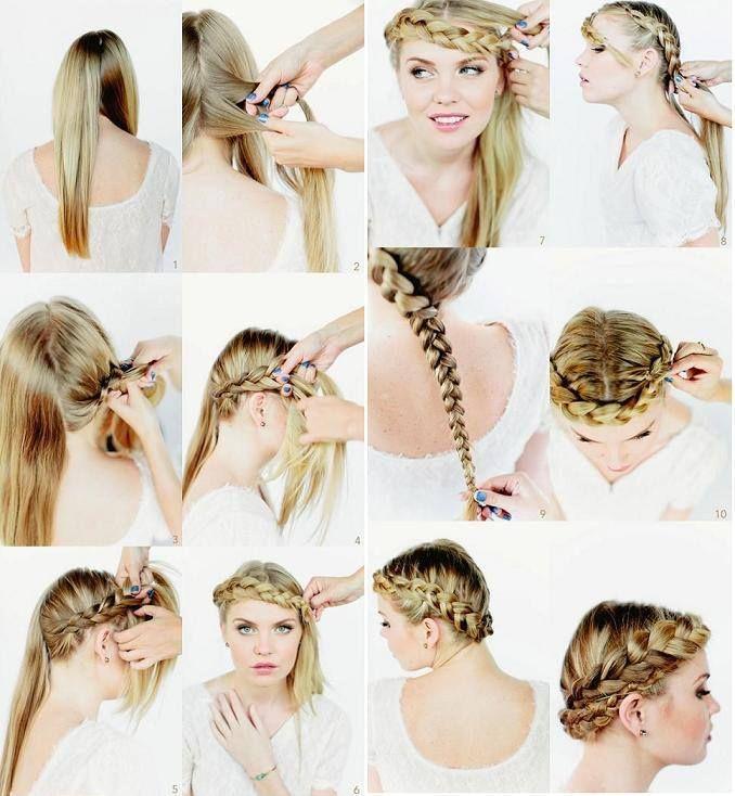 Tips on Getting Long Hair Braids Tutorial 2013-2014