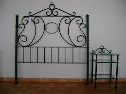 Historia :   Los muebles de hierro forjado se utilizaron ya en la época del Imperio  Romano, y camas de hierro fundido se están r...