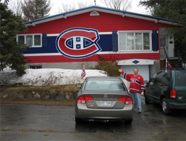 Maison des Canadiens / Home of the Habs