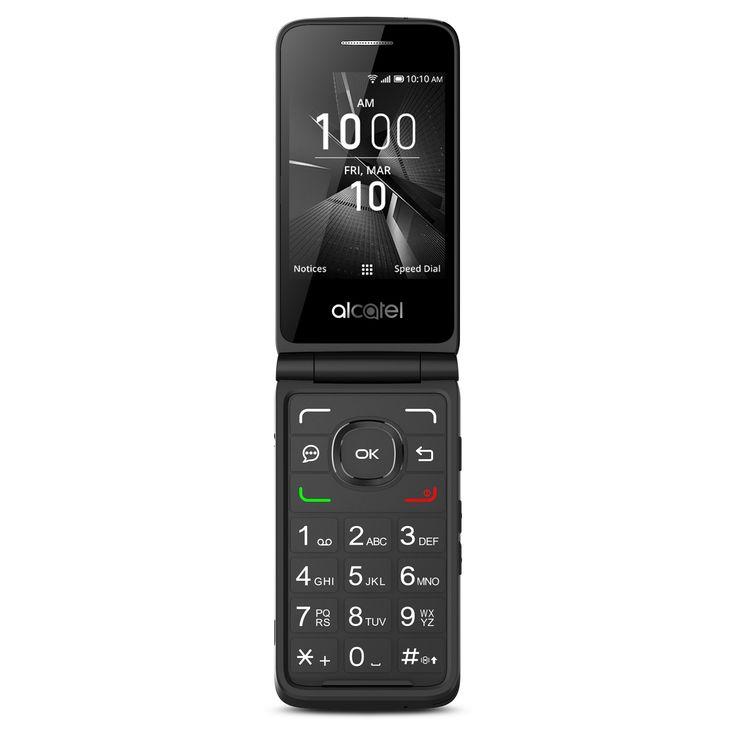 Boost Mobile Alcatel GoFlip, Gray