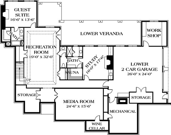33 best ideas for the house images on pinterest home for European house plans with basement