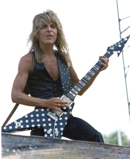 Randy Rhoads - a crazy train will never drive the same