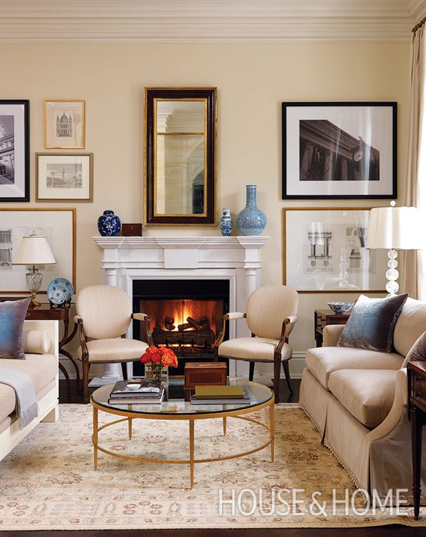 15 Living Rooms Perfect For Relaxed Entertaining