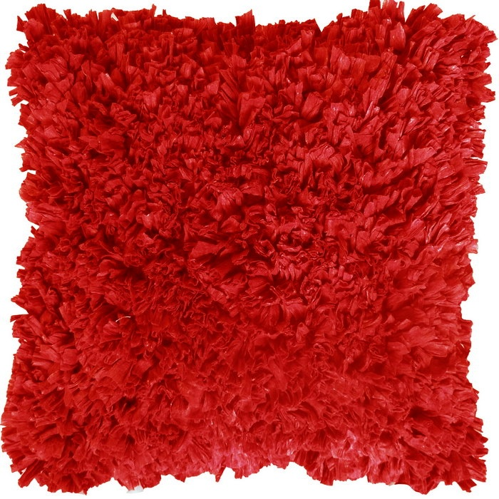 Sierkussen Romano 45x45cm rood - Sierkussens
