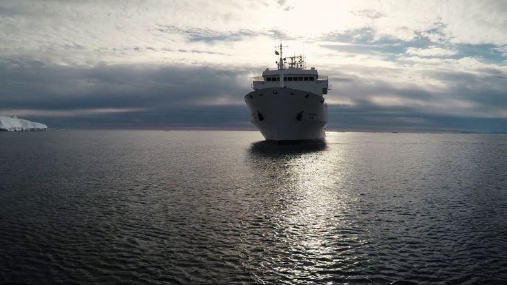 Antarctica - Akademik Ioffe The Vessel HD