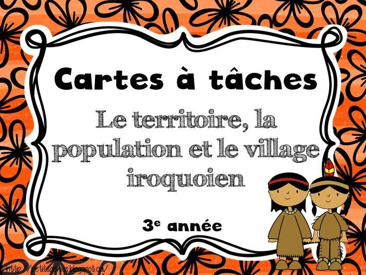 Gratuit! Cartes à tâches sur le territoire, la population et le village…