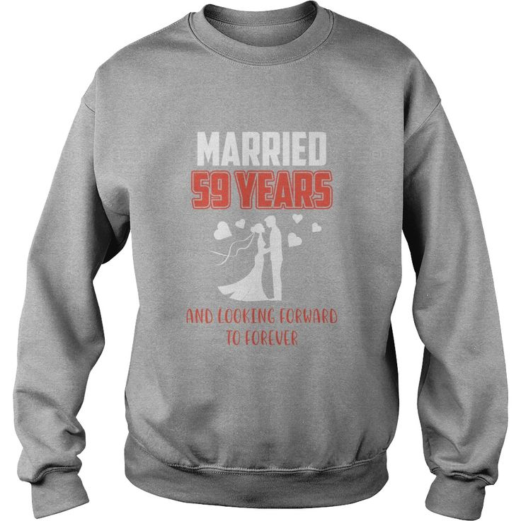 Best T-Shirt For Husband Wife. 59th Wedding Anniversary Gift. #gift #ideas #Popular #Everything #Videos #Shop #Animals #pets #Architecture #Art #Cars #motorcycles #Celebrities #DIY #crafts #Design #Education #Entertainment #Food #drink #Gardening #Geek #Hair #beauty #Health #fitness #History #Holidays #events #Home decor #Humor #Illustrations #posters #Kids #parenting #Men #Outdoors #Photography #Products #Quotes #Science #nature #Sports #Tattoos #Technology #Travel #Weddings #Women