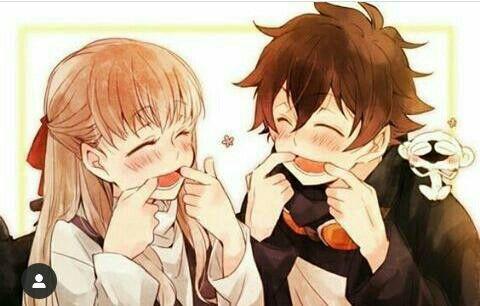 Anime Geschwister