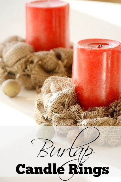 1000 ideas about candle rings on pinterest crafting wreaths and craft supplies. Black Bedroom Furniture Sets. Home Design Ideas