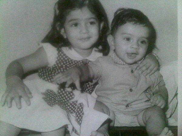Amisha & Ashmit Patel's baby photo!