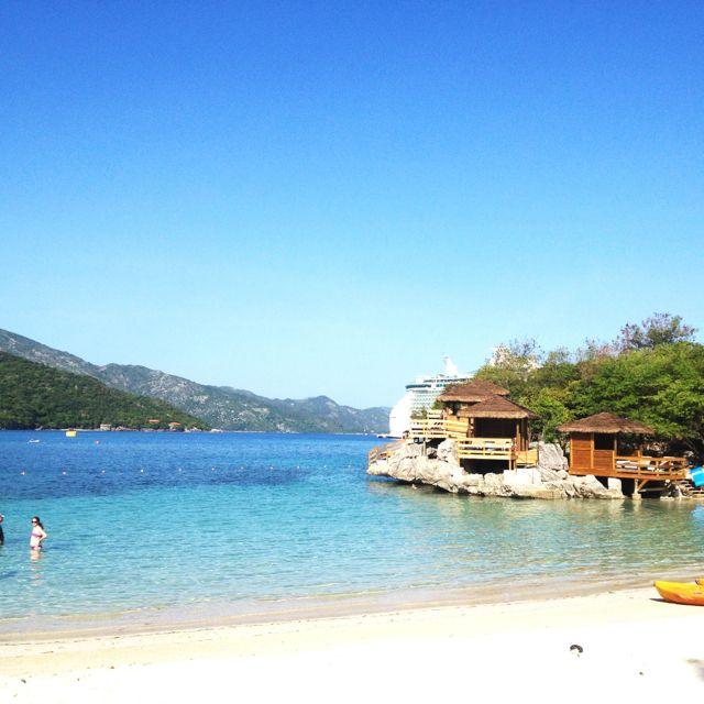 Labadee Haiti Cabanas Nellie S Beach
