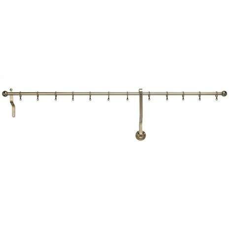 Ashton Door Curtain Pole | Dunelm