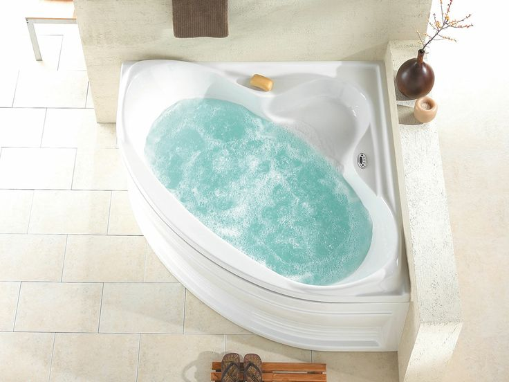 Inspirational jacuzzi bath