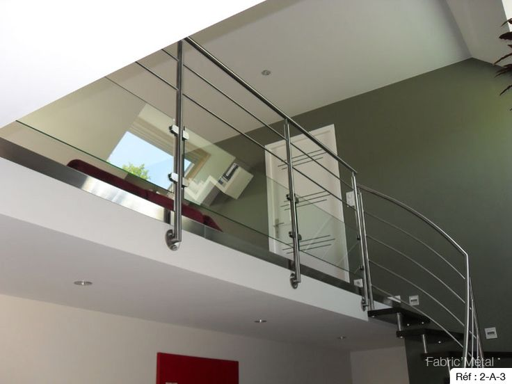 25 best ideas about garde corps inox on pinterest - Garde corps inox interieur ...