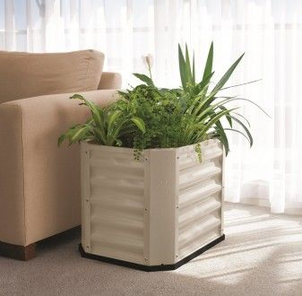Hills Self Watering Garden Bed 120 Stone   Yet Another Innovative Home  Product From Hills For