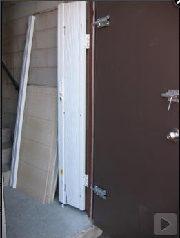 school hallway security
