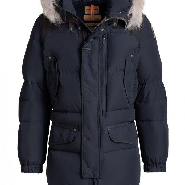 Parajumpers High Fill Harraseeket Blauschwarz Herren With Images Winter Jackets Canada Goose Jackets Jackets