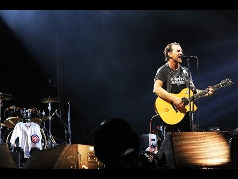 Pearl Jam 08-22-16 Wrigley Field, Chicago, IL Multicam HD Full Show - YouTube