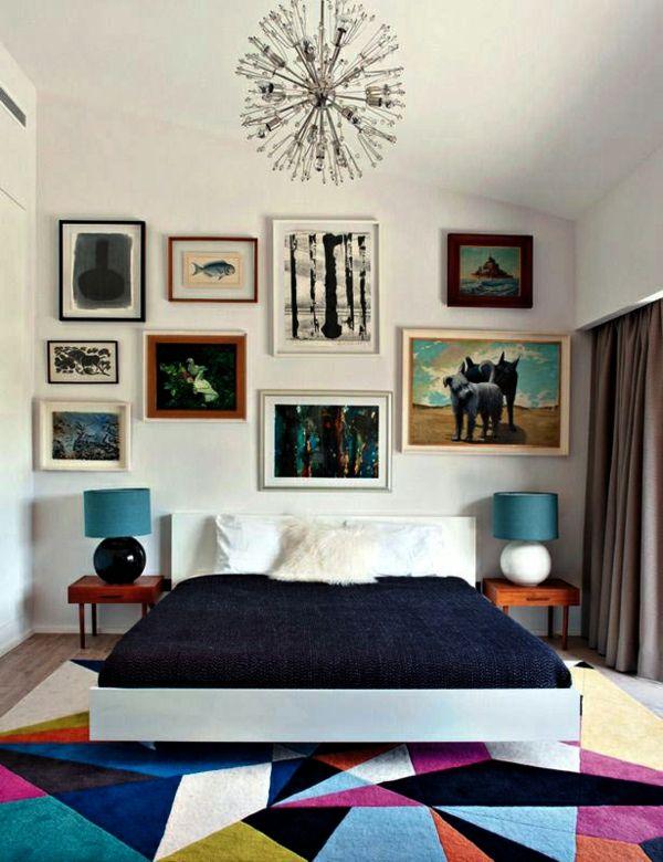 Die besten 25+ Bunte Teppiche Ideen auf Pinterest Teppich für - teppich wohnzimmer bunt