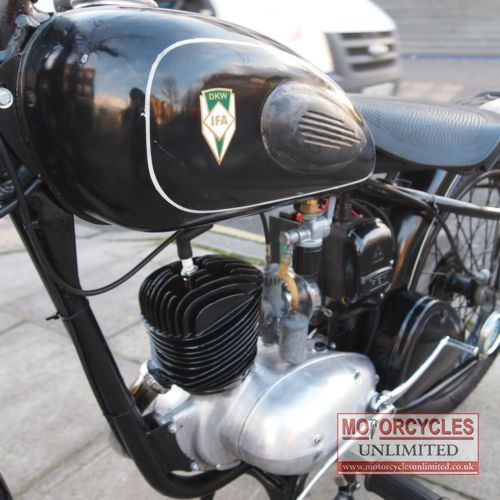 Very Rare (1954 IFA RT125_1 MZ Classic Bike for Sale - £2,989.00) at Motorcycles Unlimited http://www.motorcyclesunlimited.co.uk/1954-ifa-rt125_1-mz-classic-bike-for-sale/