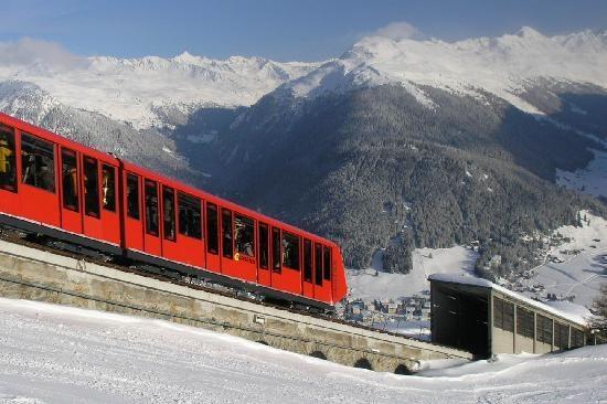 Davos, Parsenn Bahn #svizzera