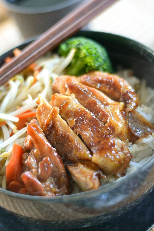 Chicken Teriyaki | Recipes - Misc | Pinterest