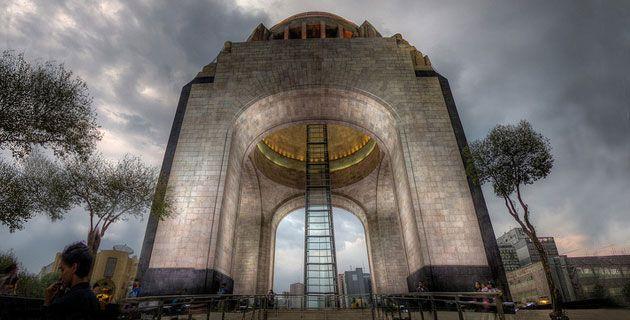 Museo y Monumento a la Revolución, Distrito Federal | México Desconocido
