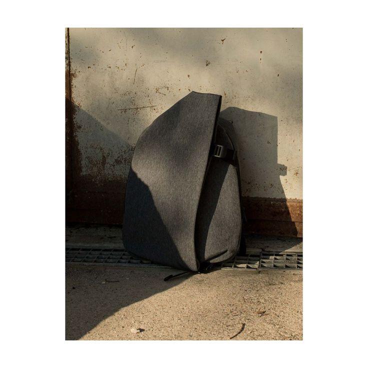 The Isar in EcoYarn | a futuristic design statement.