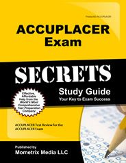 37 best accuplacer study guide images on pinterest high schools prepare with our accuplacer study guide and accuplacer exam practice questions print or ebook fandeluxe Gallery