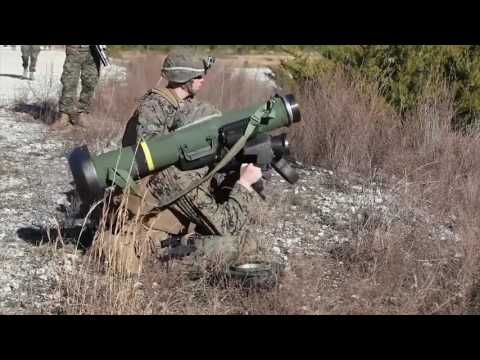 Tanks Get Destroyed By Powerful Anti Tank Weapons. FGM-148 Javelin, AT4, BGM 71 TOW & SPG9 - YouTube