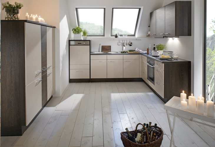 k che in creme kitchen in beige wall color pinterest blog and kitchens. Black Bedroom Furniture Sets. Home Design Ideas