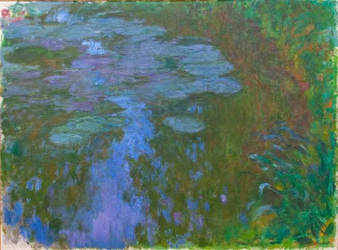 Water Lilies, 1914–1917