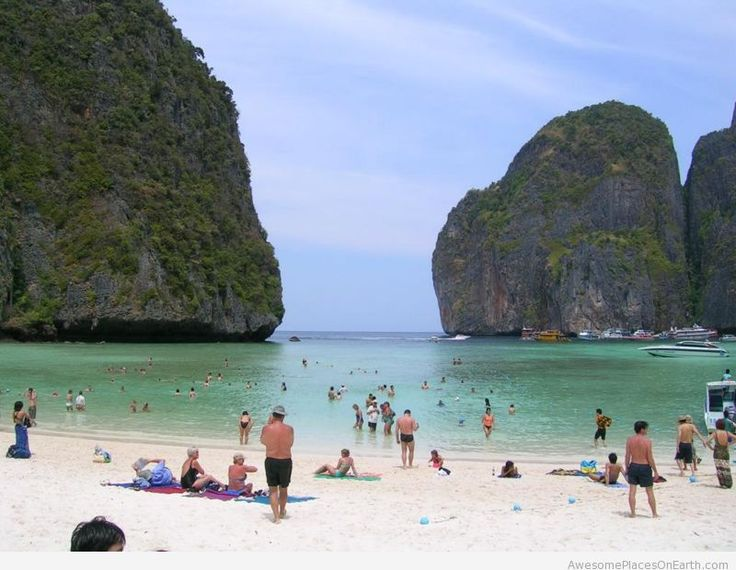Phi Phi Island Phi Phi Islands, Thailand awesome places to visit