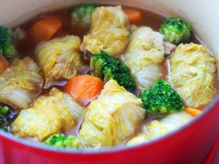 ロール白菜のカリーポトフ by 加瀬 まなみ | レシピサイト「Nadia | ナディア」プロの料理を無料で検索