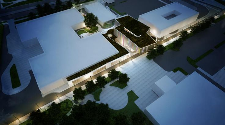 Lindängen kulturhus | Horisont Arkitekter