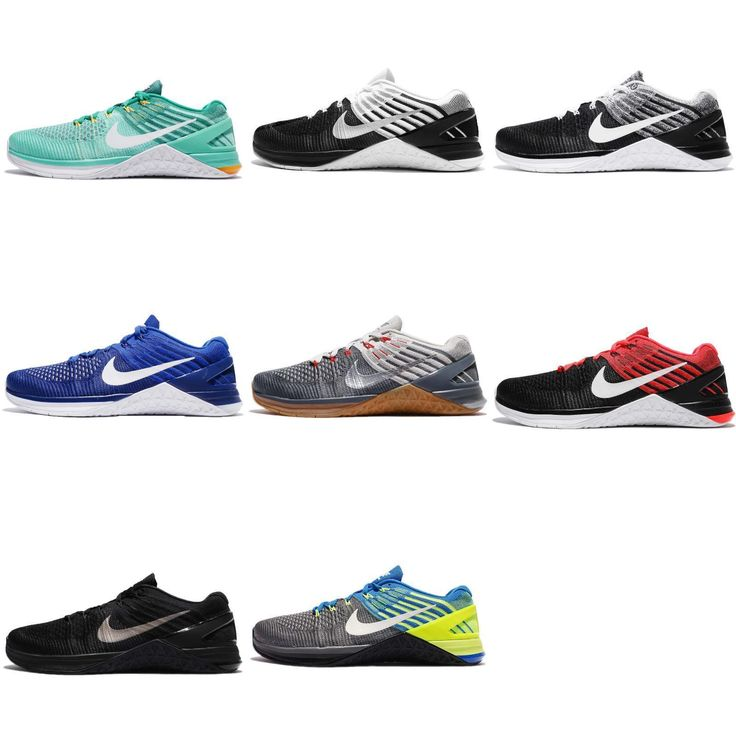 Nike Metcon DSX Flyknit Men Training Lifting Shoes Trainers Pick 1