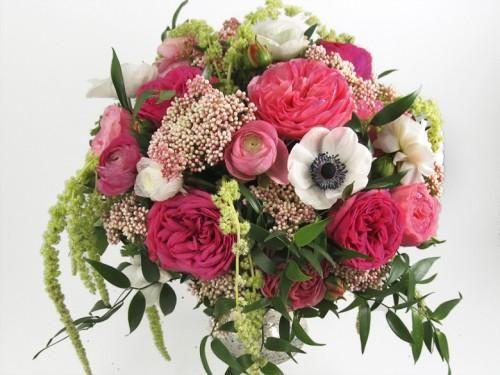 Lush DIY Anemone Wedding Centerpiece | Weddingomania - Weddbook