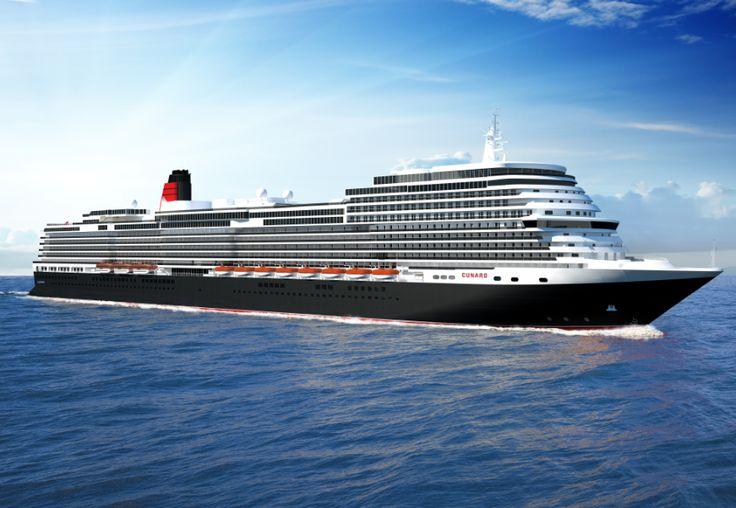 Cunard to Add Fourth Ship to Fleet